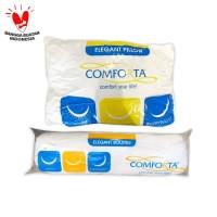 SC Comforta Elegant Pillow & Bolster