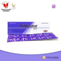 Fibrinase - Membantu sirkulasi darah