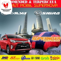 Car Body Cover | Selimut Mobil Supernova Toyota Calya - Daihatsu Sigra
