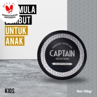 Captain Kids Clay Pomade