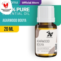 Nusaroma Agarwood Bouya Essential Oil - 20 ML