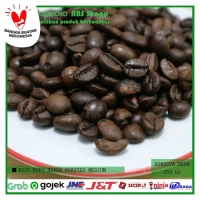biji kopi robusta super roasted 250gr