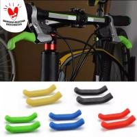 Pelindung Handle Rem Sepeda Silikon