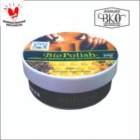 bipolish linsed oil beeswax wood polish