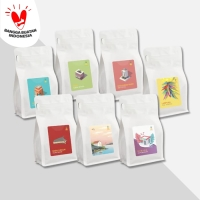 Gift Pack - Arabica Coffee (3 pcs, any choice, @200gr)
