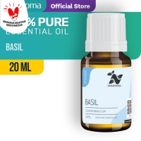 Nusaroma Basil Essential Oil - 20 ML