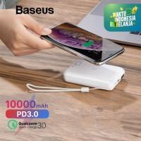 BASEUS WIRELESS FAST CHARGING POWER BANK QC3.0+PD3.0 18W 10000MAH