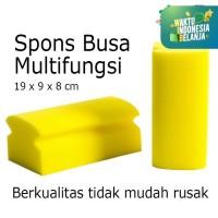 Spons Serbaguna Spons Busa Spons besar foam 950058 Cleanmatic