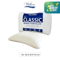 Bantal Memory Foam / Willow Pillopedic Classic