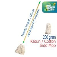 Pel Alat Pel Lantai Indo Mop Cleanmatic 970131