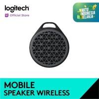 Logitech X50 Mobile Wireless Speaker - Grey
