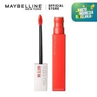 Maybelline Superstay Matte Ink UnNudes Liquid Matte Lipstick Heroine