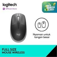 Logitech Wireless Mouse M191 - Mid Grey