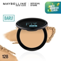 Maybelline FIT ME 12H Oil Control Powder - 128