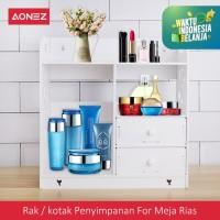 AONEZ Rak / kotak penyimpanan for Meja rias