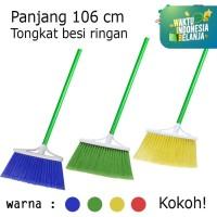Sapu Lantai Sapu Ijuk Broom Super Broom Cleanmatic 211425