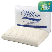 Bantal Latex / Willow Pillow Standard Latex 15cm