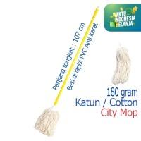 Pel Alat Pel Lantai City Mop Cleanmatic 990108