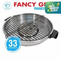 Maspion Fancy Grill 33 Cm / Alat Panggang Roaster Panggangan 33cm