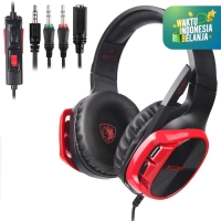 Sades R17 Multiplatform Gaming Headset