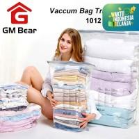 GM Bear Vaccum Compression Storage Box 45x70 Cm 1012