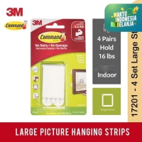 3M Command Hook Medium Picture Hanging Strips 5.4 KG 17201