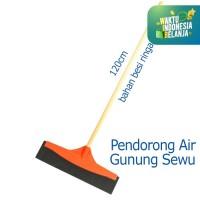 Pendorong Air Lantai Wiper Lantai Floor Cleanmatic 240036 Rubber Mop