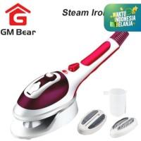 GM Bear Setrika Uap - Steam Ironer