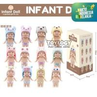 Mainan Infant Doll Surprise Collection Koleksi Figure Boneka Bayi Mini