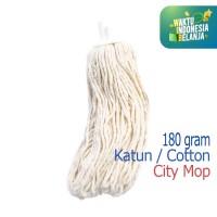 Refill Pel Alat Pel Lantai City Mop Cleanmatic 990115