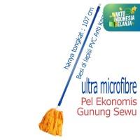 Pel Mikrofibre Alat Pel Lantai Warna Random Gunung Sewu Mop 201273