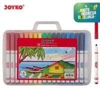 Color Pen Pulpen Pena Warna Joyko CLP-17 36 Warna Colors