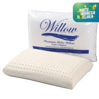 Willow Pillow Standard Latex Cover Knitting