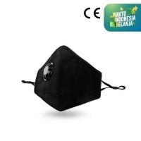 Masker N95 Kain Proteksi Tinggi Bisa Dicuci