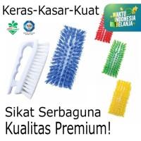 Sikat Serbaguna Lantai Sikat Toilet Super Jet Brush High Quality 21440