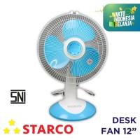 Starco Desk Fan 12 inci – Kipas Angin Meja SCD-1201A