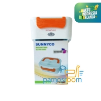 Pamosroom Sunny Co Tempat/PenghangatMakanan Electric Lunch Box SN-102