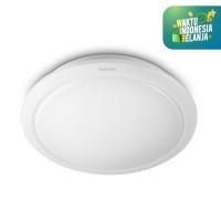 Philips Lampu Plafon Baret - 33363 Cinnabarin 27K LED 16W