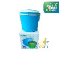 Pamosroom Sunny Co Tempat/Penghangat Makanan Electric Lunch Box SN 105