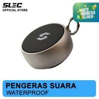 Speaker Bluetooth Portable SLEC Q2 Waterproof - GOLD