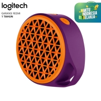 Speaker Bluetooth Logitech X50 Mobile Wireless Portable - Orange