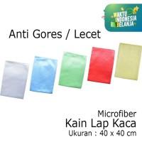 Lap kaca Microfiber Kain Microfiber Lap Handuk 201228 anti lecet