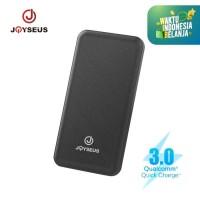 Power Bank Dual USB 10000mah Joyseus JP64 QC 3.0 Ultra Thin - PB0006