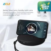 ECLE Bluetooth Wireless Speaker Mini Portable Super Bass Stereo