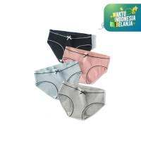 You've (You Have) 3 Pcs Celana Dalam Wanita Pakaian Dalam Lana 88121