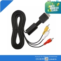 Kabel Cable AV RCA TW Playstation PS2 PS3