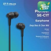 Pioneer SE-C1T In Ear Earphone