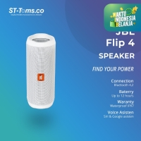 JBL Bluetooth Speaker Flip 4 - Black