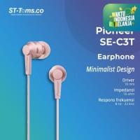 Pioneer SE-C3T Earphone with Mic