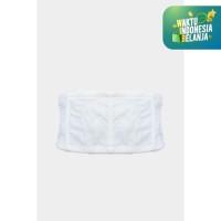 You've Love Kort Slim Shapewear 1153 White Korset Perut Stagen